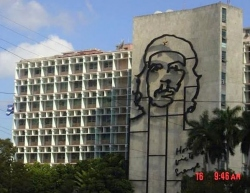 Outline of revolutinary Che Gueverra