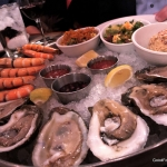Shellfish platter at Peche NOLA
