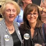 Jean & Sally Field