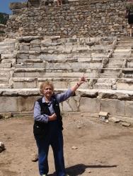Jean in Ephesus