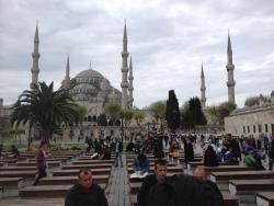 ,Aya Sophia, Istanbul, Turkey