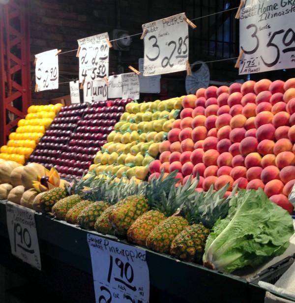 Fruits Soulard