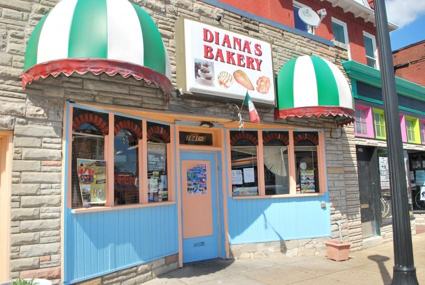 Diana's Bakery