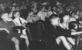 kids in movie theater