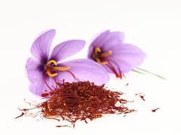 saffron flower threads