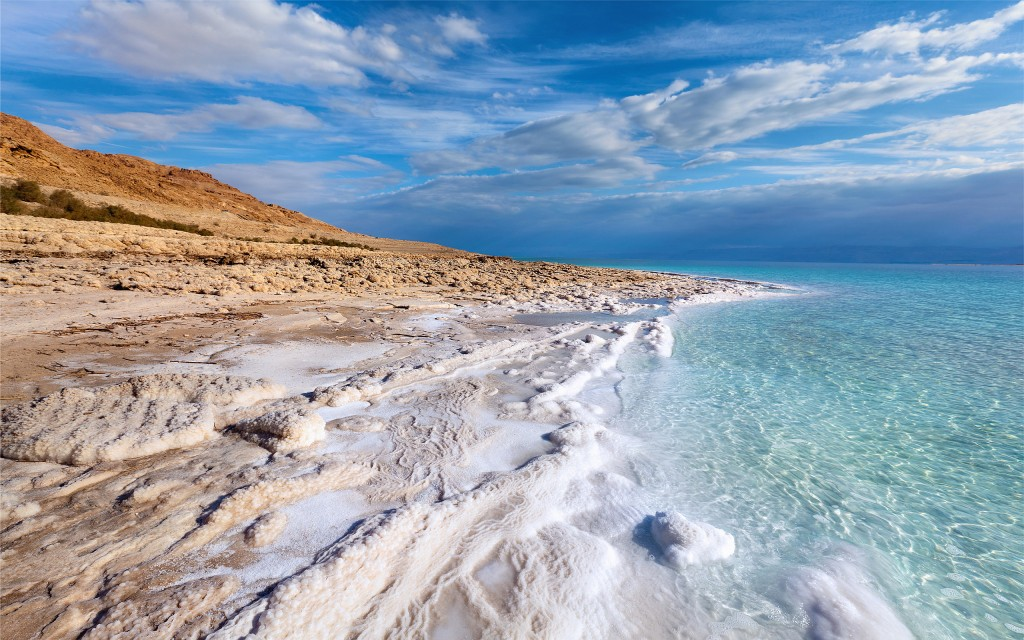sea salt scene
