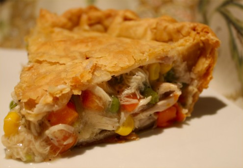 Mama's Chicken Pot Pie