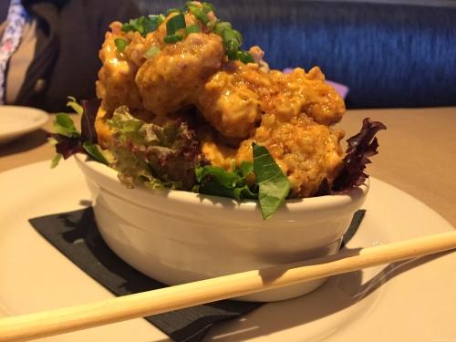 Bonefish Bang Bang Shrimp