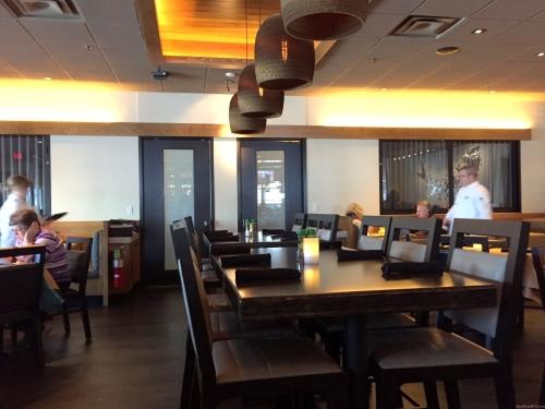 Bonefish interior tables