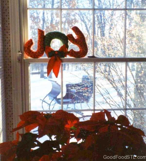 Joy and sleigh