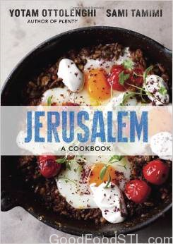 ottolenghi Jerusalem