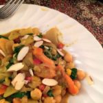 Easy Vegetable Korma