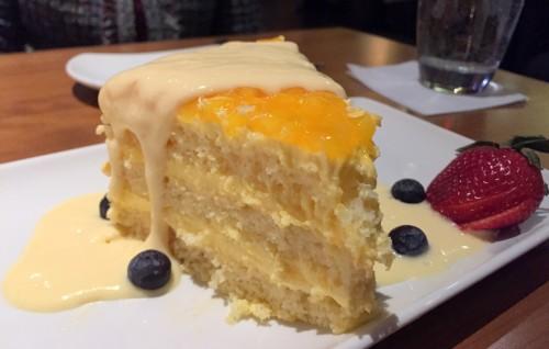 Cantina Laredo Tres Leche Cake