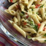 A Memorable Pasta Salad for Memorial Day