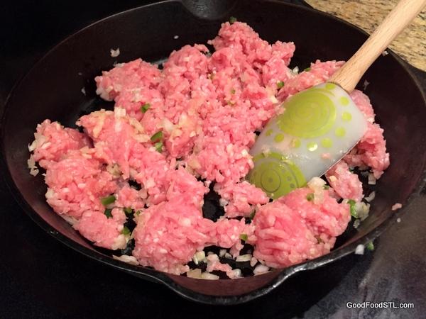 *Pork Lettuce Wraps