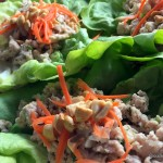 It's a Wrap: Lettuce Wrap That Is