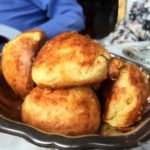 Gougères Fly Off the Plate