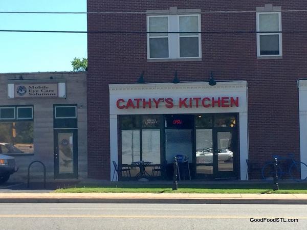Cathy's Kitchen in Ferguson