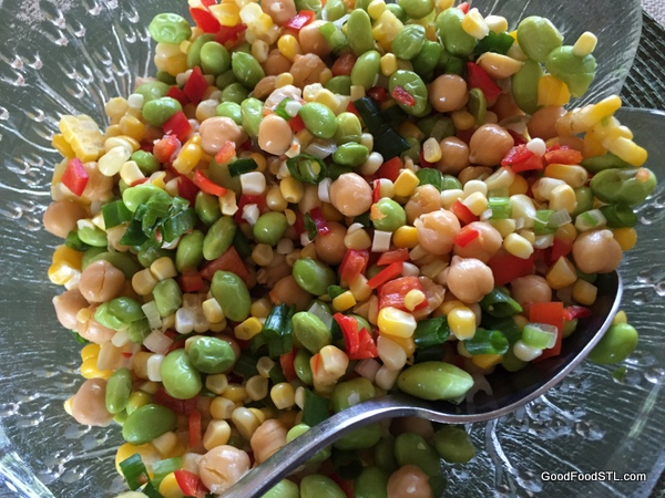Summer Salad for a cookout