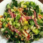 The Legendary La Scala Chopped Salad
