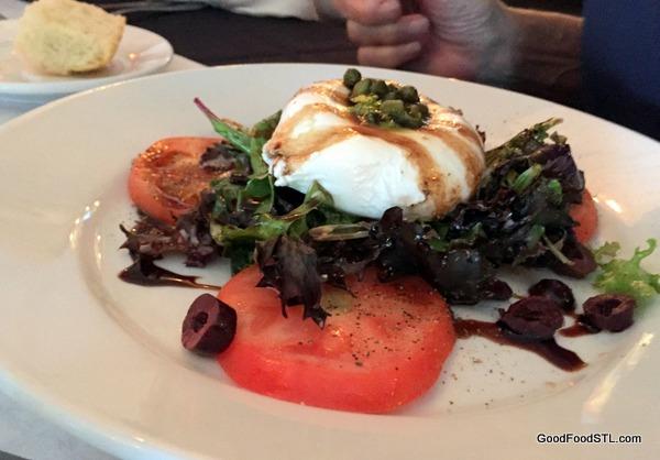 Giovanni's Kitchen Kale Salad