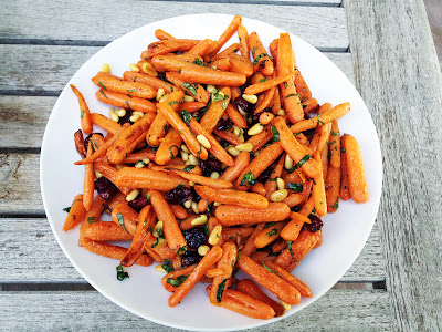 Sicilian Carrots