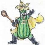 Captain Zucchini Delivers!