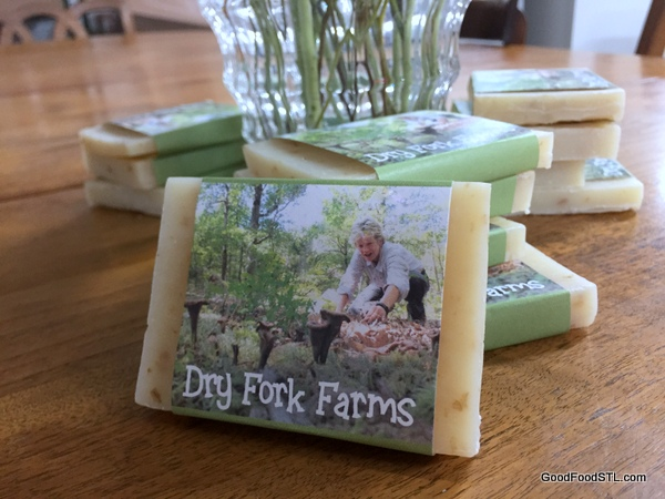 farm soap robin