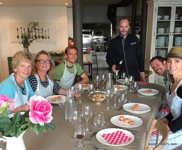 cooking classs paris