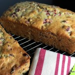 Cranberry Orange Nut Bread