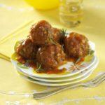 Go Retro with Porcupine Meatballs