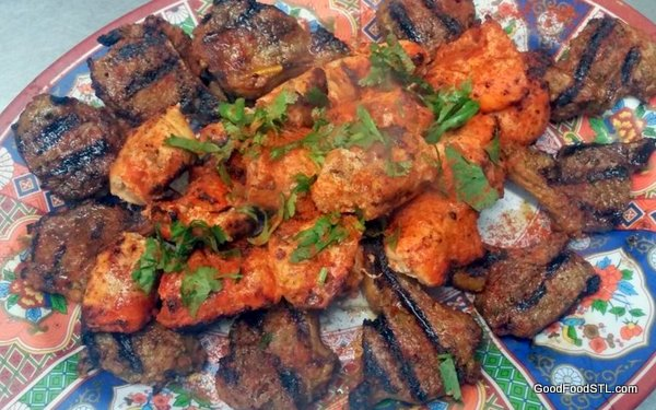 Sameem the one and only for Afghan cuisine manchester