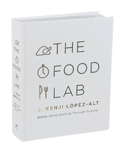 cookbook The Food Lab