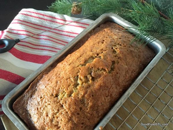 zucchini bread*