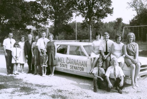 Carnahan family 1966