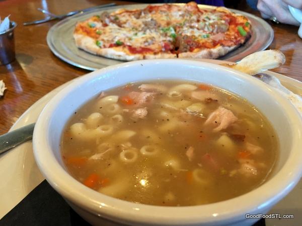 turkey noodle soup twin oak
