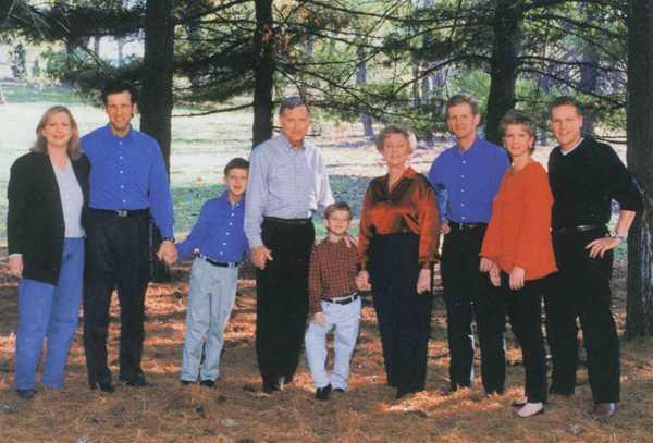 Carnahan Christmas, 1999