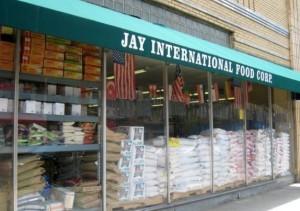 jay's international food