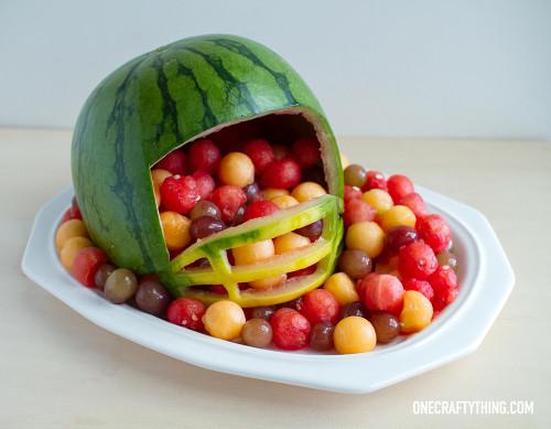 watermelon football helmet