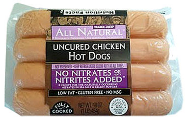 Nitrates In Soy Hot Dogs