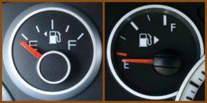 Gas Fuel Gage
