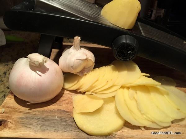 tartiflette potatoes **