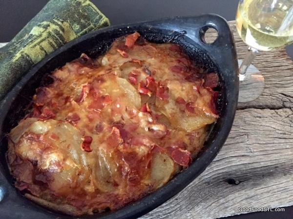 Tartiflette (Potato, Bacon, and Reblochon Cheese)