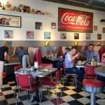 Relive the 50s at Cafe Manhattan