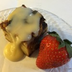 Bread Pudding for Peace and Comfort