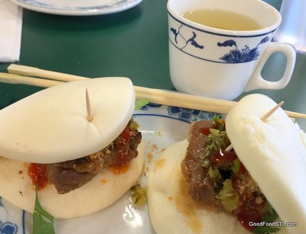 Gao Bao, or Pork Belly Bun