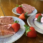 Strawberry Cream Cake: An Easter Delight