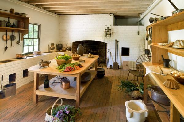 Jefferson Monticello kitchen2
