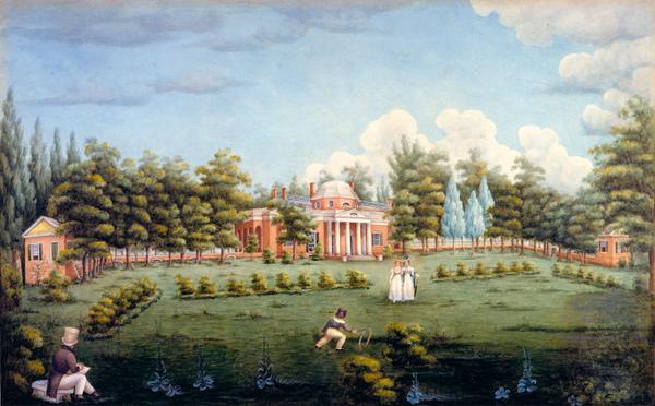 Monticello Jefferson