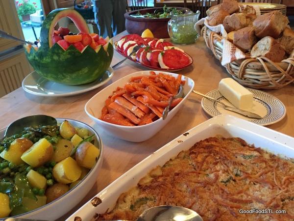farm buffet memorial day 2016